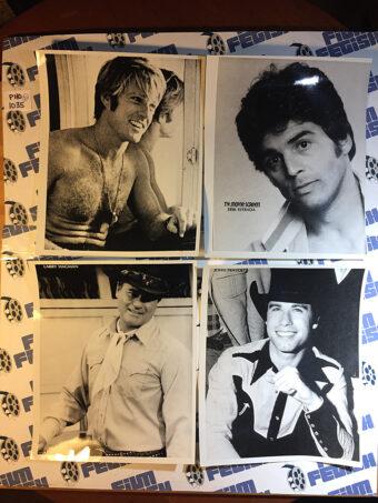 Set of 24 Hollywood Leading Men 8×10 inch Press Photo Lobby Cards [PHO1035]