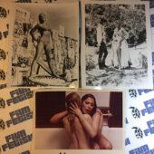 Set of 23 Sexy Actress Press Photo Lobby Cards – Vampyres, Sharon Tate [12178]