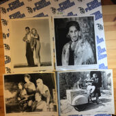 Set of 13 Assorted Rare Original Lobby Cards and Press Photos from Classic Movies and Television Shows [PHO12179]