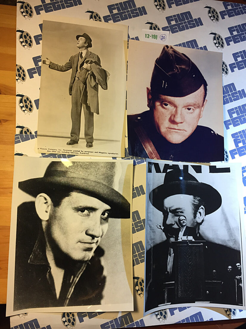 Set of 20 Assorted Rare Original Lobby Cards and Press Photos from Classic Movies [PHO12181]