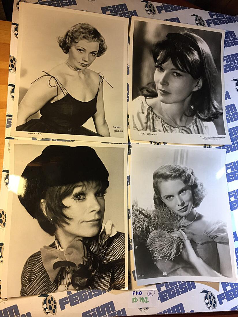 Set of 15 Assorted Rare Original Lobby Cards and Press Photos of Sexy Hollywood Starlets + More [PHO12182]