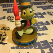 Jiminy Cricket from Pinocchio (1940) WDW 100 Years of Magic McDonald's Happy Meal Promotional Toy (2002) [602]
