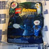 LEGO Batman: The Videogame 4 McDonald's Happy Meal Mr. Freeze + Ice Blast Toy (2008) [607]