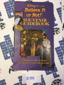 Ripley's Believe It or Not Museum Souvenir Guidebook (2007) [12154]