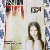 Asylum Original 13×20 inch Promotional Movie Poster [A62]