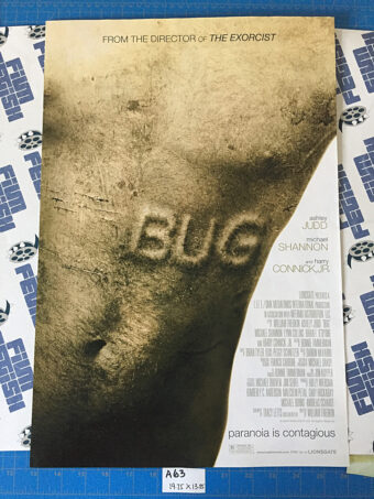 William Friedkin's Bug 13×20 inch Promotional Movie Poster, Ashley Judd [A63]