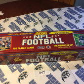 Score 1991 Collector Set NFL Football Player Cards Series 1 and 2 [629]