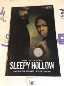 Sleepy Hollow Fox Television Series Comic Book Adaptation Photo Variant (Issue 1, 2014) [U17]