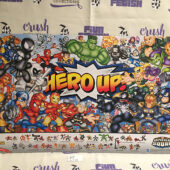 Marvel Universe Hasbro 2009 Action Figure 15×24 inch Promotional Poster [J07]