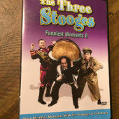 The Three Stooges Funniest Moments Volume 2 DVD Edition [J89]