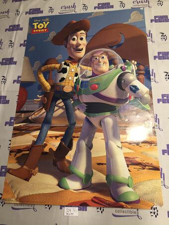 Toy Story 22×34 inch Movie Poster – Buzz Lightyear, Woody [J09]
