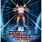The Transformers: The Movie 35th Anniversary Limited Edition Steelbook 4K UHD + Blu-ray
