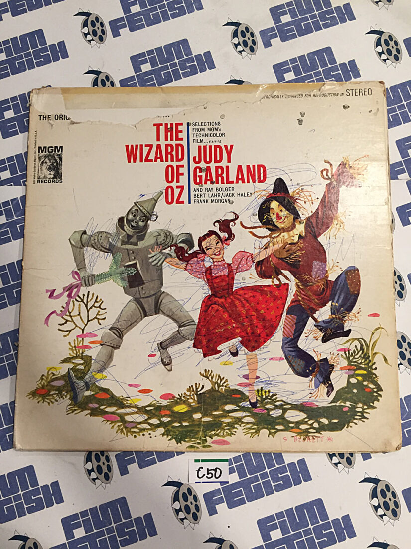 The Wizard of Oz (1939) Original Motion Picture Soundtrack Vinyl Edition [C50]