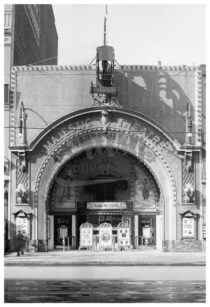 The Majestic Theatre in Detroit, Michigan between 1900 and 1920 Photo [210809-0001]