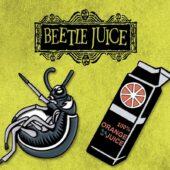 Beetlejuice Movie Enamel Pins Designed by Phantom City Creative and Waxwork