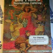 Bud Plant's Incredible Catalog (February 2006) Kiddography, Tom Kidd [661]