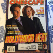 Cinescape Magazine (May/June 1998) The X-Files Movie, Summer Movie Preview Issue [679]
