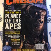 Cinescape Magazine (March/April 2001) Tim Burton, Planet of the Apes [681]