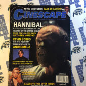 Cinescape Magazine (Jan/Feb 2001) Anthony Hopkins, Hannibal [684]