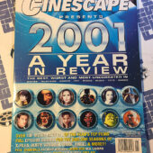 Cinescape Magazine (January 2002) A Year in Review 2001 [688]