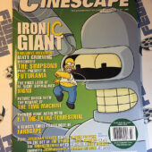 Cinescape Magazine (March 2002) Matt Groening, The Simpsons [690]