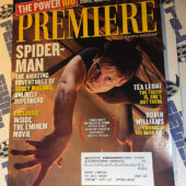 Premiere Magazine (May 2002) The Power 100, Tobey Maguire, Spider-Man [692]