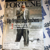 Fortune Magazine (October, 1 2001) Up From the Ashes, 911 Special Edition Coverage [693]