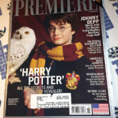 Premiere Magazine (November 2001) Harry Potter Special Collector's Issue No. 1 of 4 [694]