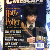 Cinescape Magazine (December 2001) Harry Potter, Daniel Radcliffe [671]