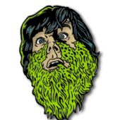 Creepshow Enamel Pins Designed by Ghoulish Gary Pullin (3 Options)