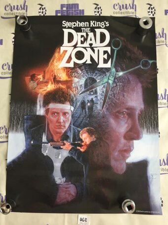 Stephen King's The Dead Zone Shout Factory 18×24 inch Limited Edition Poster