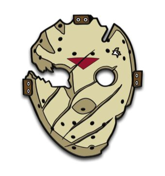 Jason Goes to Hell: The Final Friday Enamel Pins Designed by Ghoulish Gary Pullin Waxwork