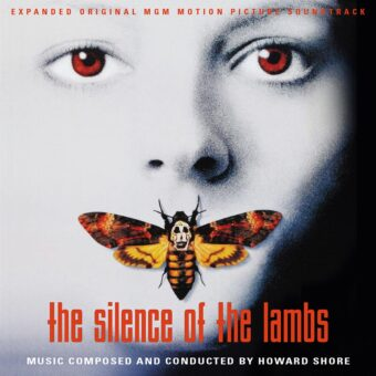 The Silence of the Lambs Original Motion Picture Soundtrack Limited Edition CD by Howard Shore