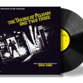 The Taking of Pelham One Two Three (1974) Original Motion Picture Soundtrack Premiere Vinyl Edition Music by David Shire