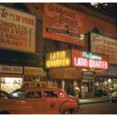 The Famous Latin Quarter Nightclub, New York City 1951 Photo [210904-1]