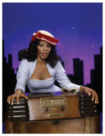 Queen of Disco Donna Summer Publicity Photo [210906-0101]