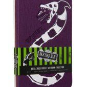 Beetlejuice Set of 3 Pocket Notebook Collection