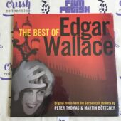 The Best of Edgar Wallace: Original Music from the German Cult Thrillers by Peter Thomas and Martin Bottcher RARE Vinyl Edition