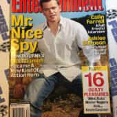 Entertainment Weekly Magazine (July 23, 2004) Matt Damon [12141]