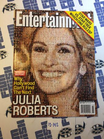 Entertainment Weekly Magazine (Aug 13, 2004) Julia Roberts, Star Wars vs. Star Trek [12142]