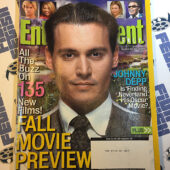 Entertainment Weekly Magazine (Aug 20/27, 2004) Johnny Depp [12143]