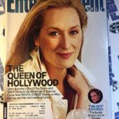 Entertainment Weekly Magazine (Dec 5, 2008) Meryl Streep [647]