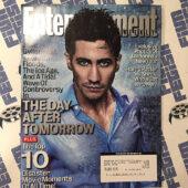 Entertainment Weekly Magazine (June 4, 2004) Jake Gyllenhaal [D92]