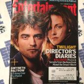 Entertainment Weekly Magazine (Feb 20, 2009) Kristen Stewart, Robert Pattinson