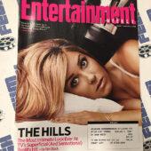 Entertainment Weekly Magazine (Aug 8, 2008) Lauren Conrad, The Hills [D61]