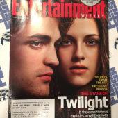Entertainment Weekly Magazine (Nov 2008) Kristen Stewart, Robert Pattinson [D66]
