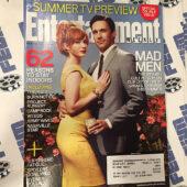Entertainment Weekly Magazine (June 6, 2008) Christina Hendricks, Jon Hamm, Mad Men [D78]