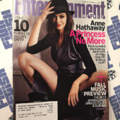Entertainment Weekly Magazine (Sept 26, 2008) Anne Hathaway [D97]