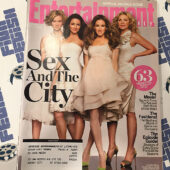 Entertainment Weekly Magazine (May 23, 2008) Sex and the City [E08]