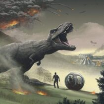 Jurassic World: Fallen Kingdom Original Soundtrack Limited 2-LP Vinyl Edition